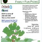 2018 picnic flier