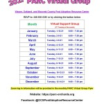 2021-wayne-oakland-macomb PARC support group dates
